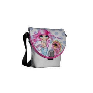 My Besties My Pet Mermaid Messenger Bag