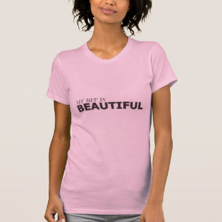 MY BFF IS BEAUTIFUL/BREAST CANCER SURVIVOR T-Shirt