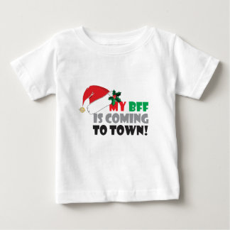 My BFF is coming to town, Christmas attire, Santa Shirts