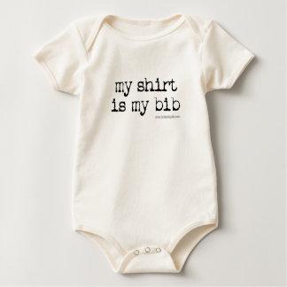 My Bib... Baby Bodysuit