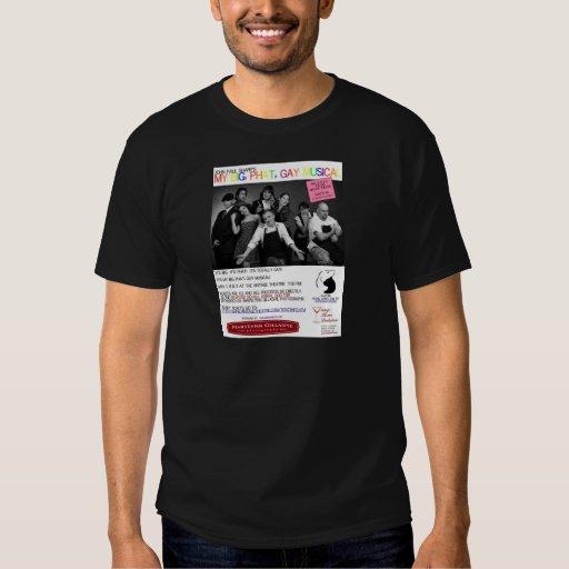 My Big Phat Gay Musical Shirts