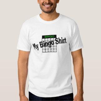 My Bingo Shirt