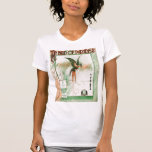 My Bird of Paradise Vintage Music Sheet Cover T-Shirt