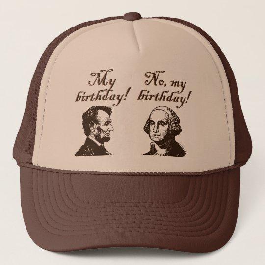 My Birthday Trucker Hat