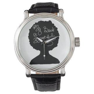 My Black is Beautiful Watch