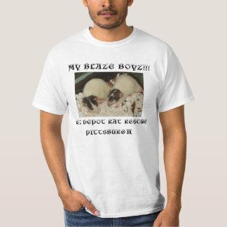 MY BLAZE BOYZ!!!, RAT DEPOT RATS T-Shirt
