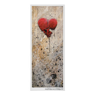 My Bleeding Heart Poster