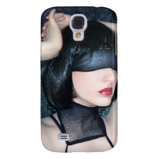 My Blinded Reality - Self Portrait Galaxy S4 Cases