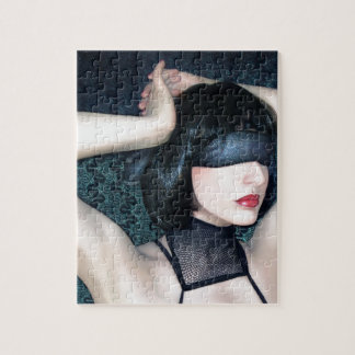 My Blinded Reality - Self Portrait Jigsaw Puzzles