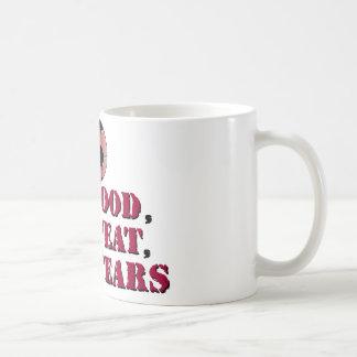 My Blood, My Sweat, Your Tears - Soccer Coffee Mug
