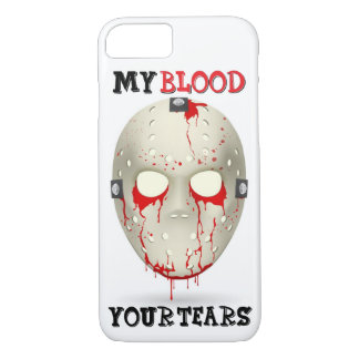 MY BLOOD YOUR TEARS iPhone 7 CASE