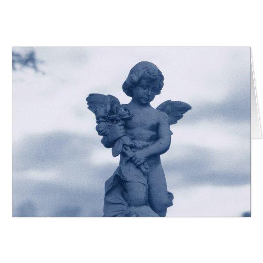 My Blue Angel Card