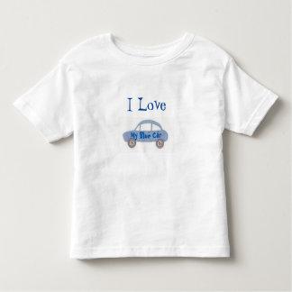 My Blue Car Toddler's T Shirt