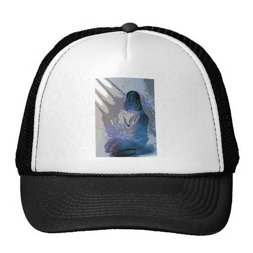 MY BLUE PRISON TRUCKER HAT