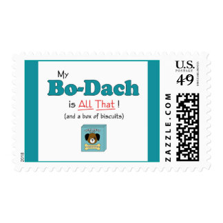 My Bo-Dach is All That! Postage Stamp