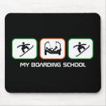 MY BOARDING SCHOOL MOUSEPADS
