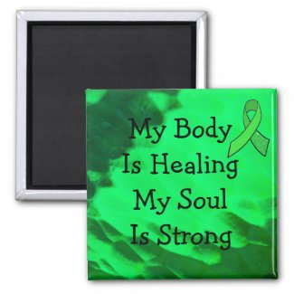 My Body is Healing, Lyme Disease Affirmation