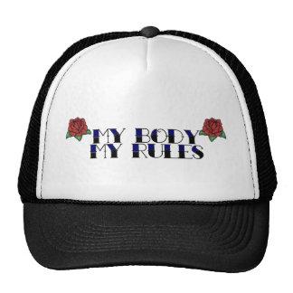 My Body, My Rules 2 Trucker Hat