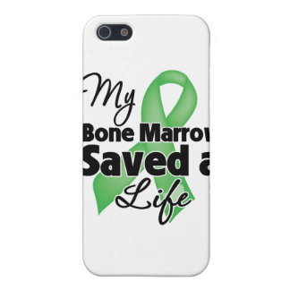 My Bone Marrow Saved a Life iPhone 5 Cases