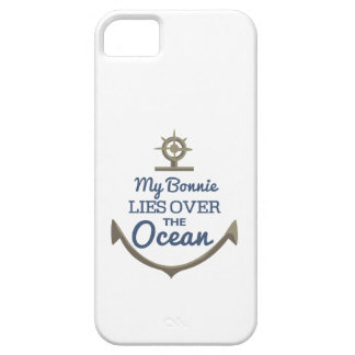 My Bonnie Lies Over The Ocean iPhone 5 Cases