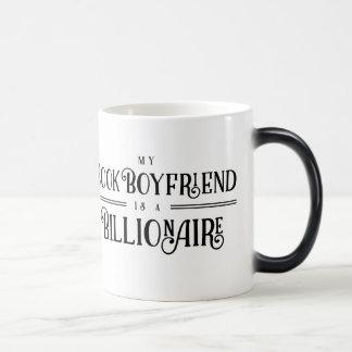 My Book Boyfriend Is A Billionaire Magic Mug