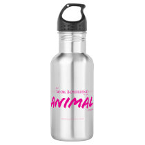 My book boyfriends is an animal water bottle