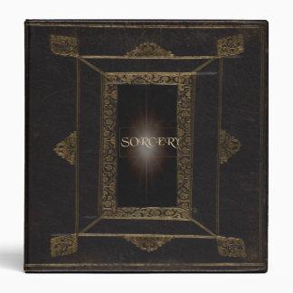 My Book of Sorcery 3 Ring Binder