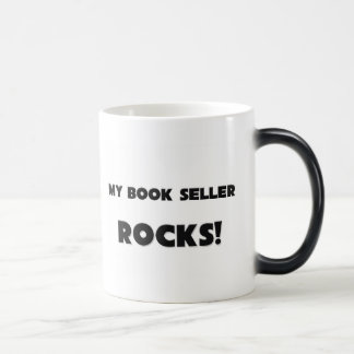 MY Book Seller ROCKS! Magic Mug