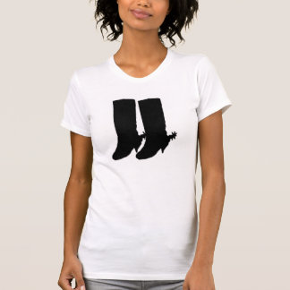 MY BOOTS ARE MADE FOR TRAMPLING! T-Shirt