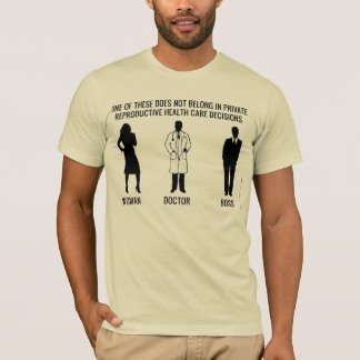 My Boss Is Not My Doctor T-Shirt