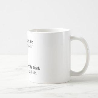 My Boss Treats Me Like a Mushroom Coffee Mug