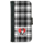 MY BOSTON TERRIER PHONE HOLDER WALLET PHONE CASE FOR iPhone 6/6S