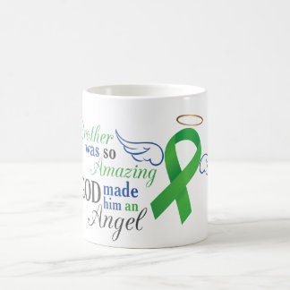 My Bother An Angel - Bile Duct Cancer Coffee Mug