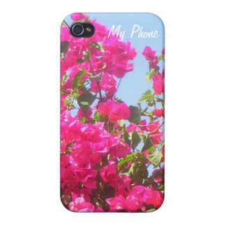 My Bougainvillea iPhone 4 Cover