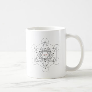 my box is a... Metatron's Cube Coffee Mug