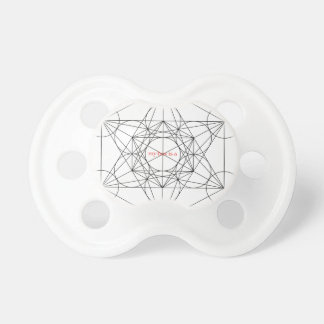 my box is a... Metatron's Cube Pacifier