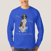 My Boxer Ate My Lesson Plan T-Shirt