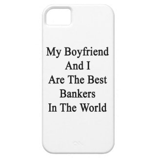 My Boyfriend And I Are The Best Bankers In The Wor iPhone 5 Cover