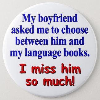 My boyfriend asked me to choose button