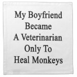 My Boyfriend Became A Veterinarian Only To Heal Mo Cloth Napkin