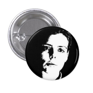My boyfriend came back from the war. pinback button