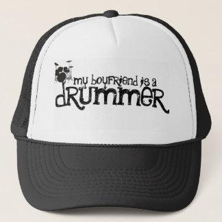 My Boyfriend is a Drummer Trucker Hat