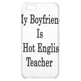 My Boyfriend Is A Hot English Teacher iPhone 5C Cases