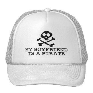 My Boyfriend is a Pirate Hats