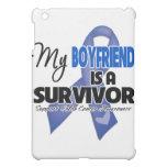 My Boyfriend is a Survivor - Colon Cancer Cover For The iPad Mini