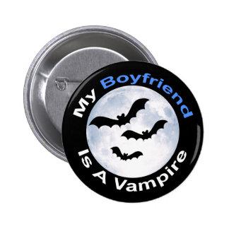 My Boyfriend Is A Vampire Button