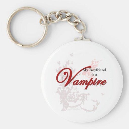 My Boyfriend is a Vampire Keychain