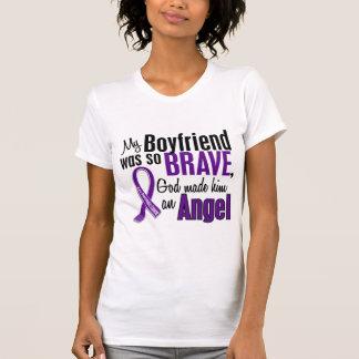 My Boyfriend Is An Angel Pancreatic Cancer Tshirt