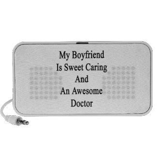 My Boyfriend Is Sweet Caring And An Awesome Doctor Notebook Speaker