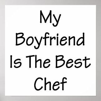 My Boyfriend Is The Best Chef Poster